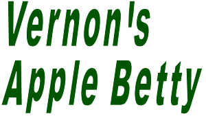 Vernon's Apple Betty